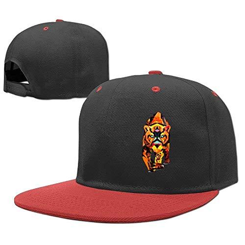 Hat Tiger Girl Caps Boy Hop Africa Gorras RGFJJE Hip Baseball béisbol wqnYxTa8U