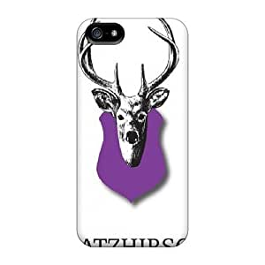 For Iphone 5/5s Fashion Design Platzhirsch Case-NUEGDHP4026tHStg by lolosakes