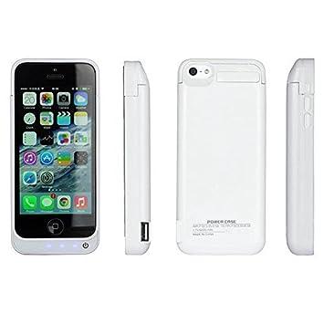 vandarui® iPhone se/5/5 C/5S 4200 mAh extraíble batería ...