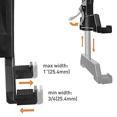 iBOLT TabDock Bizmount Wedge - Heavy Duty Vehicle Console Mount for All 7