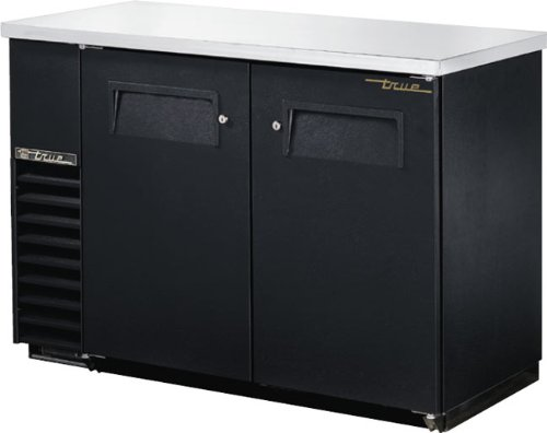 "True Mfg TBB-24-48, 49"" Wide Back Bar Cooler"