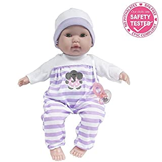 "Berenguer Boutique 15"" Soft Body Baby Doll - Open/Close Eyes- Perfect for Children 2+ Designed by Berenguer"