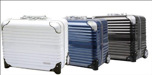 [T&S ティーアンドエス] 【機内持込可能】 LEGEND WAKER 軽量 ビジネスキャリーケース ノートPC収納可能 スーツケース Sサイズ 1~2泊用 TSAロック 6200-44 3.0kg/31L B00BJWRDW6 カーボン