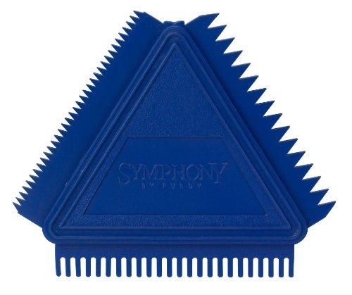 Purdy 503172000 Symphony Series Triangular Graining Comb, 3 inch