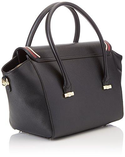 Levanto Handbag Nero Serigraphy Borsa Trussardi Donna HwqFaxfv
