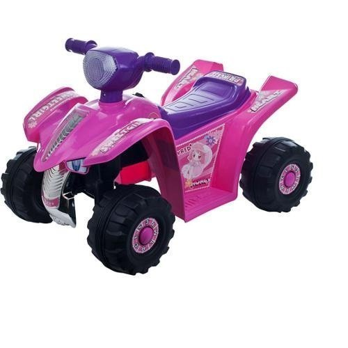 Rockin-Rollers-Pink-Princess-Mini-Quad-Girls-6-Volt-Battery-Powered-Ride-On-Pink