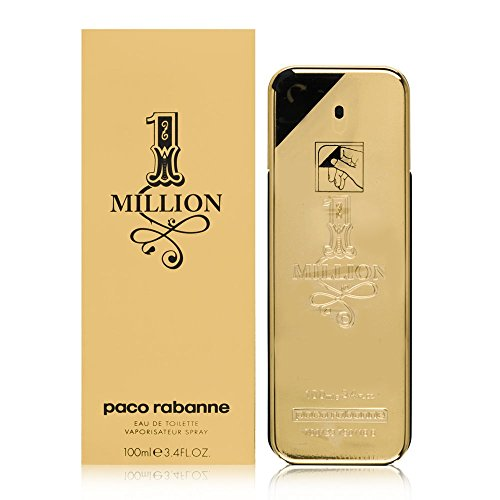 1 Million FOR MEN by Paco Rabanne - 6.7 Fl oz EDT Spray