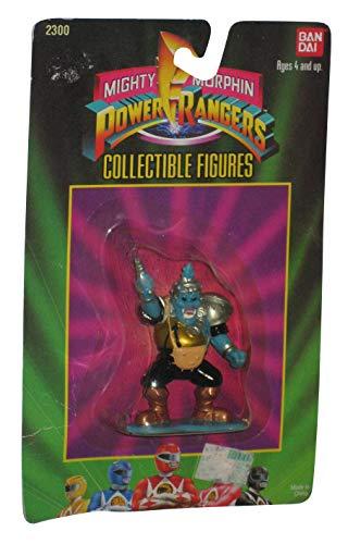 "Mighty Morphin Power Rangers 3"" Evil Space Alien Squatt 1993"