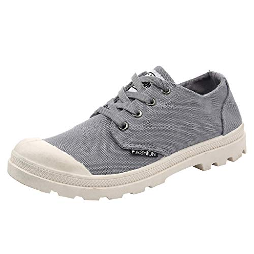 ONLY TOP Casual Shoes for Men and Women Breathable Black High-top Lace-up Canvas Unisex Espadrilles Flat Shoes