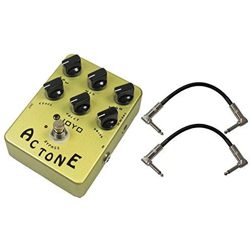 Joyo JF-13 AC Tone AC30 Sound Pedal US Dealer w/