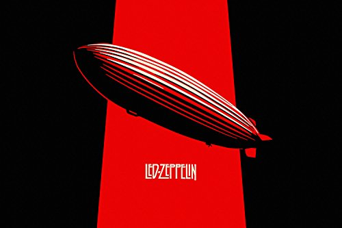 Led Zeppelin Mothership Classic Rock Poster 24x36