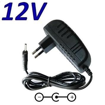 Cargador Corriente 12V Reemplazo Tablet Packard Bell Liberty Tab G100 G100W Recambio Replacement: Amazon.es: Electrónica