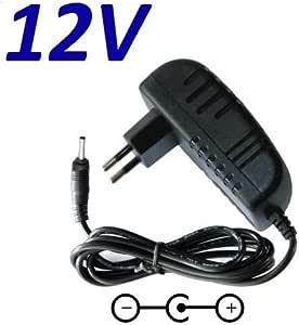 CARGADOR ESP ® Cargador Corriente 12V Reemplazo Proyector Philips ...