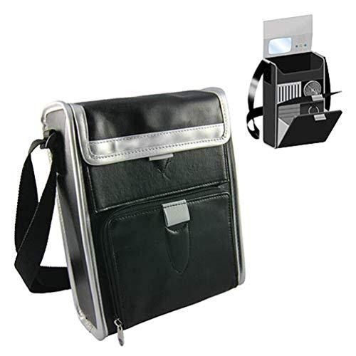 Star Trek Tricorder Replica Hard Case Black Small Messenger Bag (Trek Star Tricorder)