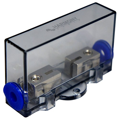 Harmony Audio HA-MAXIFH Car/Marine Stereo Maxi Fuseholder 4 Gauge Power Wire