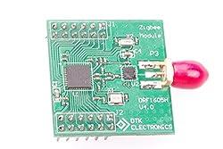 SMAKN DRF1605H Zigbee Wireless Module 1.6km Transfer CC2530F256 TI UART to Zigbee