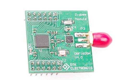 SMAKN DRF1605H Zigbee Wireless Module 1.6km Transfer CC2530F256 TI UART to Zigbee by SMAKN