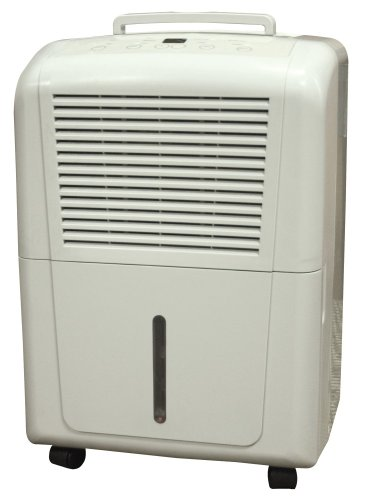 This is a humidistat control for a dehumidifier. The humidistat on your dehumidifier responds to the humidity in the air to determine if the appliance should continue to dehumidify or shut off, based on the desired humidity level.