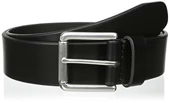 Dockers Men's 1 1/2 In. Leather Bridle Belt,black,1X