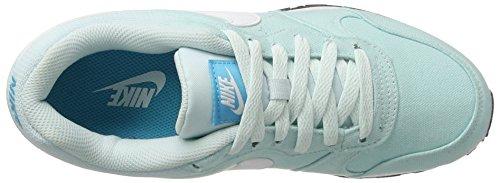 Baskets Runner Femme MD Glacier Blanc Bleu Bleu NIKE Chlorine 2 Mode Bleu wnfx5xXSd