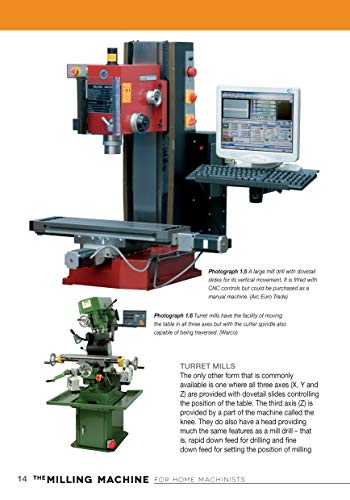 The Milling Machine For Home Machinists  Fox Chapel