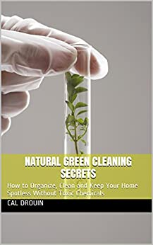 natural green cleaning secrets how to organize clean and keep your home spotless without toxic. Black Bedroom Furniture Sets. Home Design Ideas