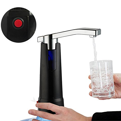 Aerwo Electric Water Bottle Pump Dispenser With