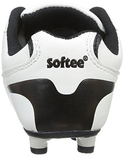 Softee 70500 - Botas para hombre, color blanco
