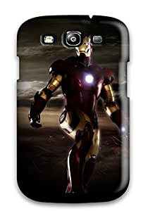 Evelyn C. Wingfield's Shop 5887667K98849808 Fashion Protective Iron Man Case Cover For Galaxy S3