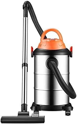 Syxfckc Aspiradora Palo, húmedo y seco, Mojado 15L Multiusos Aspirador en seco con un Taller de Cuidado de Suelo del Garaje del soplador: Amazon.es: Hogar