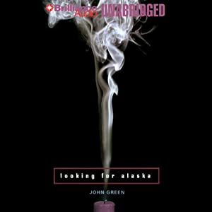 Looking for Alaska Audiobook by John Green Narrated by Jeff Woodman