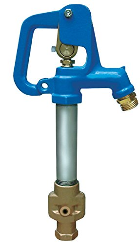 Frost Proof Yard Hydrant - Simmons Manufacturing 4802LF Lead Free Premium Frost Proof Yard Hydrant, 2'