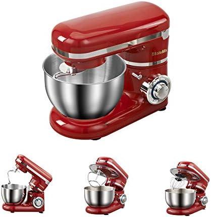 Batidora Amasadora, Robot de Cocina, Reposteria Capacidad de 4 ...