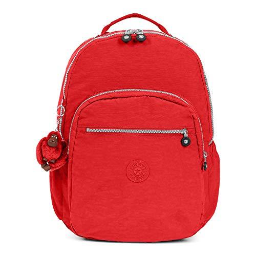 (Kipling Seoul Go Extra Large Laptop Backpack Cherry)