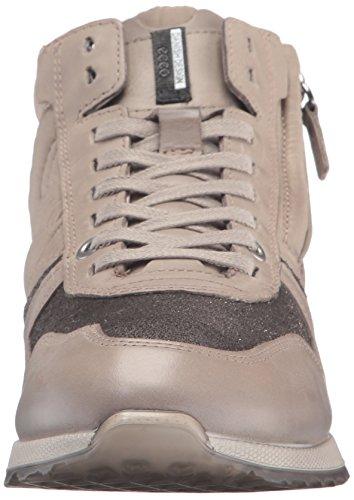ECCO Sneak Ladies, Zapatillas para Mujer Beige (MOON ROCK/DARK SHADOW/MOON ROCK50150)