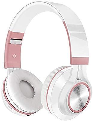 HFGFK Auriculares inalámbricos Bluetooth inalámbricos Auriculares ...