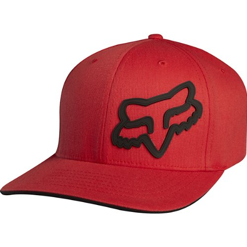 Fox Racing Signature Men's Flexfit Casual Wear Hat/Cap - (Fox Racing Casual Wear)