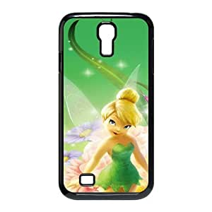 SamSung Galaxy S4 9500 phone cases Black Tinker Bell cell phone cases Beautiful gifts JUW80005282