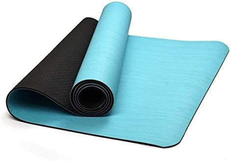 ZHANGHAOBO Yoga Mat Caucho Plegable Alfombra De Fitness ...