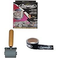 Dynamat 12 x 36 x 0.067 Thick Self-Adhesive Sound Deadener with Xtreme Door Kit