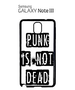 Lmf DIY phone casePunk is Not Dead Mobile Cell Phone Case Samsung Note 3 BlackLmf DIY phone case