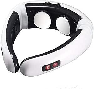 Cervical Massage Instrument Electromagnetic Shock Pulse Cervical Physiotherapy Instrument Multifunctional Neck Massager