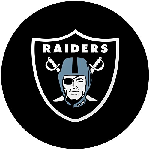 Creative Converting 8 Count Oakland Raiders Paper Dinner Plates