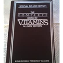 The Complete Book of Vitamins