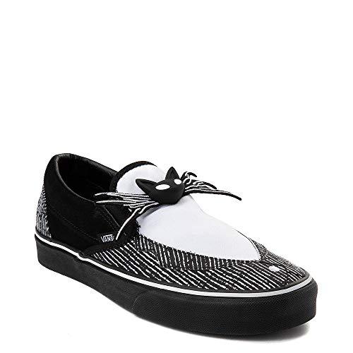 Vans-x-NBC-Classic-Slip-On-Sneakers-JackNightmare-Mens-Skateboarding-Shoes