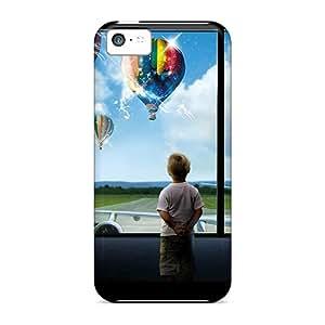 Durable Iphone 5c Tpu Flexible Soft Cases