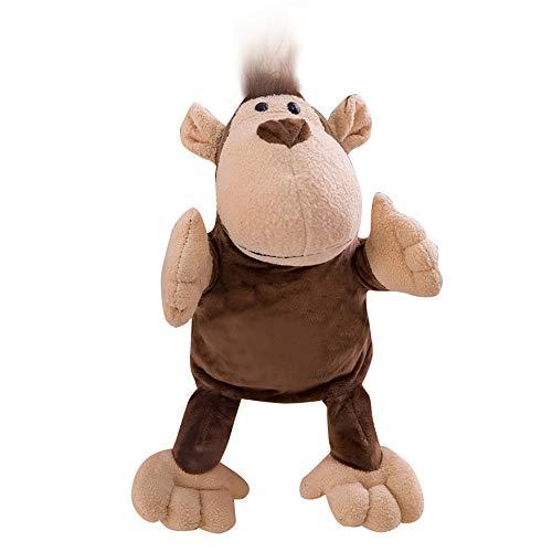 Baidercor Monkey Hand Puppets Toys Full Body Animal Puppet