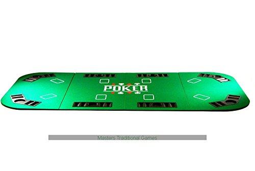 Large Folding Poker Table Top