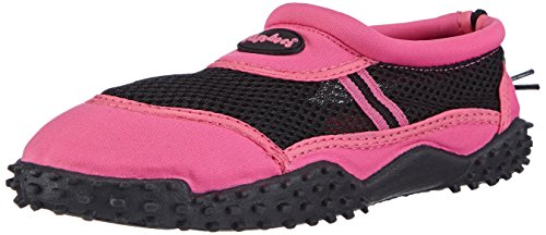Surfschuhe 18 Pink Aqua Pink Badeschuhe Damen Playshoes Schuhe 6RH7w4q