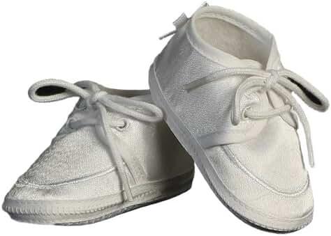 Lito Baby-Boys Satin Bootie